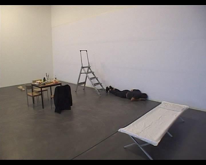Matt Mullican. Untitled (Matt Mullican Under Hypnosis: Zurich), 2004. Colección Fundación Otazu
