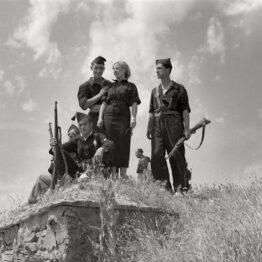 La Diputación de Huesca recupera el legado fotográfico Cortés/ Skogler
