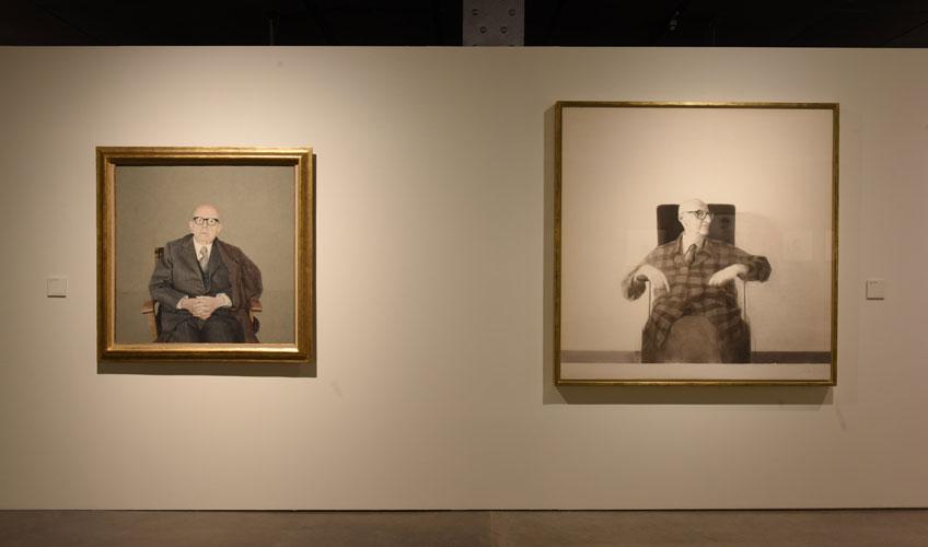 """""""Hernán Cortés. Retrato y estructura"""" en el Espacio Fundación Telefónica"""