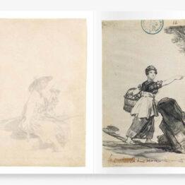 El Museo del Prado publica la reproducción fiel del Cuaderno C de Goya