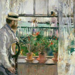 La vida moderna según Berthe Morisot