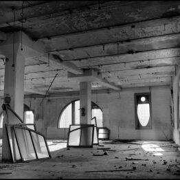 Danny Lyon, la arquitectura como fósil emocional