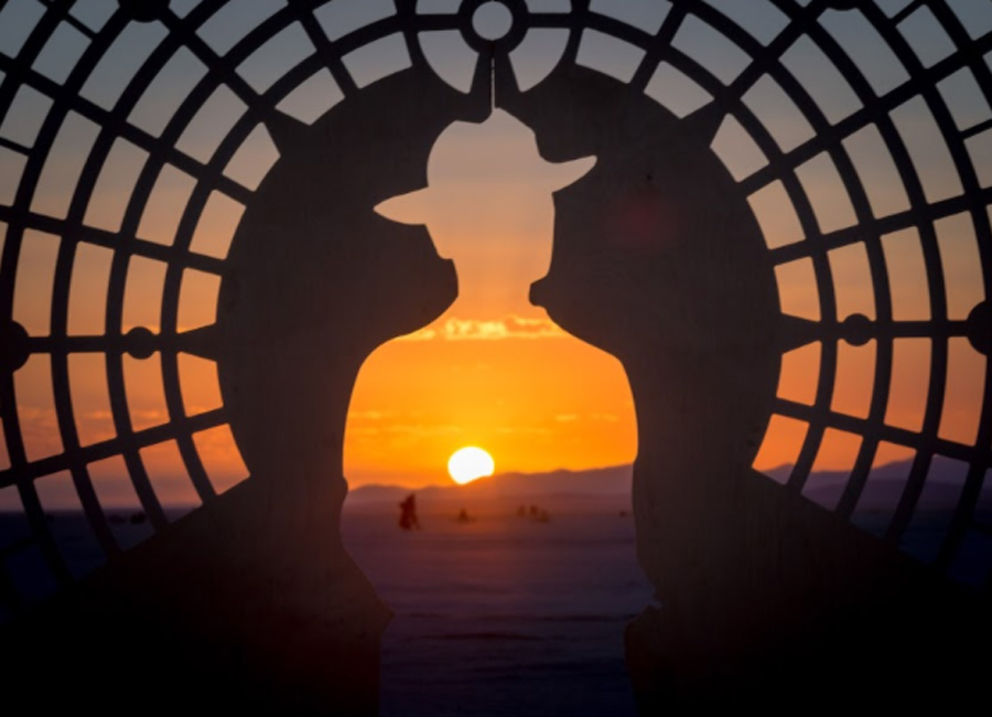 Gerald Fox. Burning Man: Art on Fire, 2019