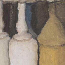 Albers y Morandi, nuevo diálogo de dos clásicos
