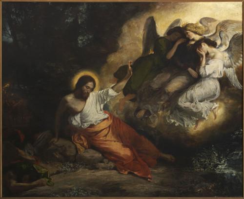 Eugène Delacroix. Musée du Louvre © RMN-Grand Palais (musée du Louvre)