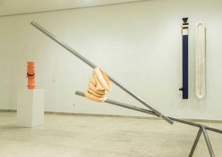 """""""Una dimensión ulterior"""" en el Museo Patio Herreriano"""