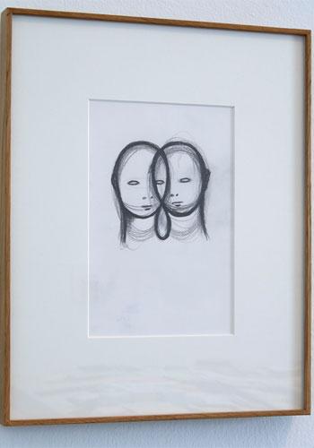 Dora García. Eco oscuro, 2016. Colección Emilia Limia y Javier Figueroa