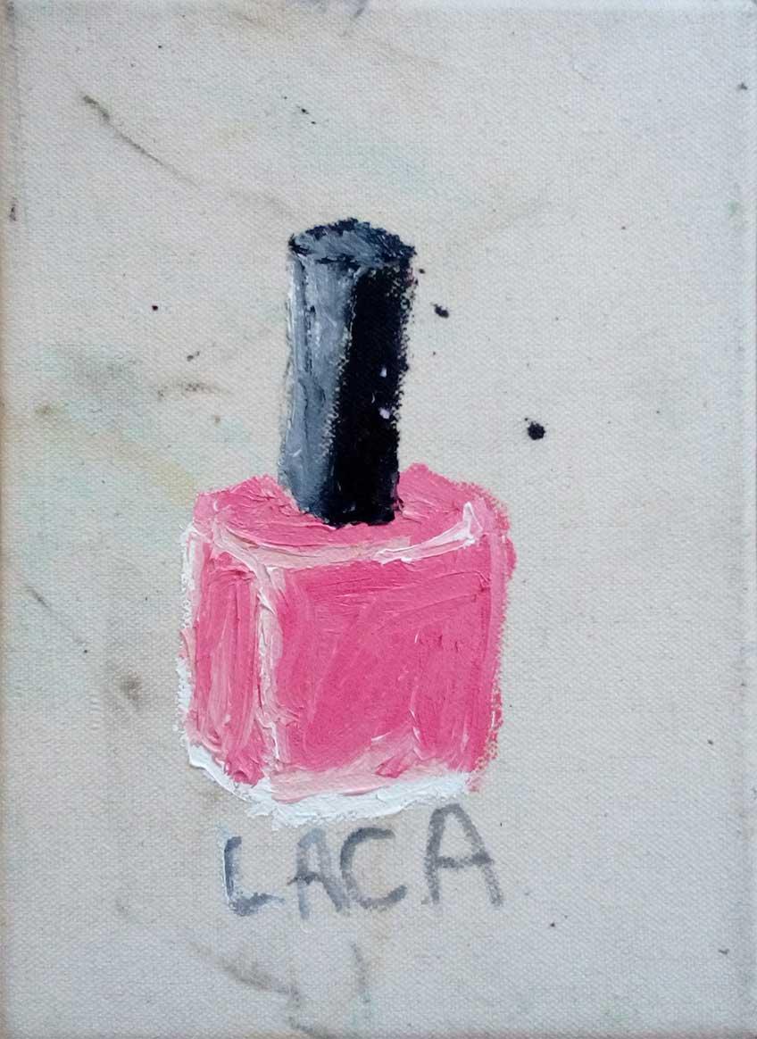 Bel Fullana. Laca de uñas, 2017