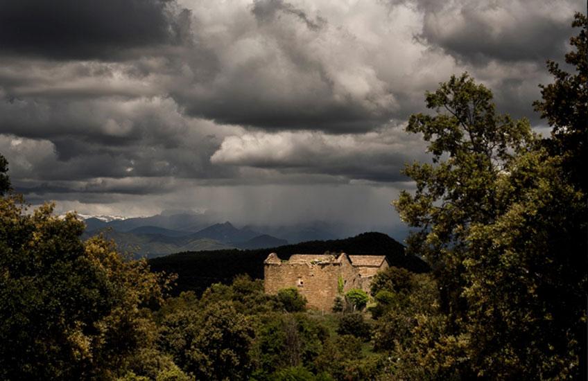 José Manuel Navia. Muro de Roda (Huesca). © Navia - 2019