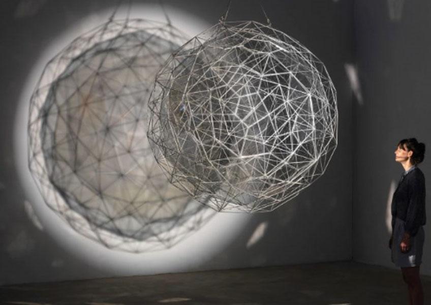 Olafur Eliasson. Stardust particle, 2014