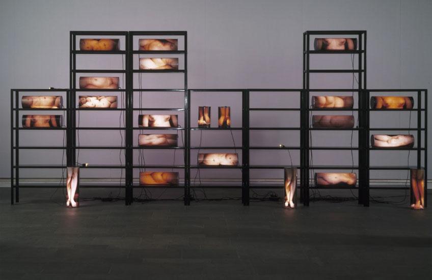 Paloma Navares. Almacén de silencios, 1994-95. Colección MUSAC. Depósito de la Colección de Arte Contemporáneo de Castilla y León. Depósito© Paloma Navares. Vegap, 2019