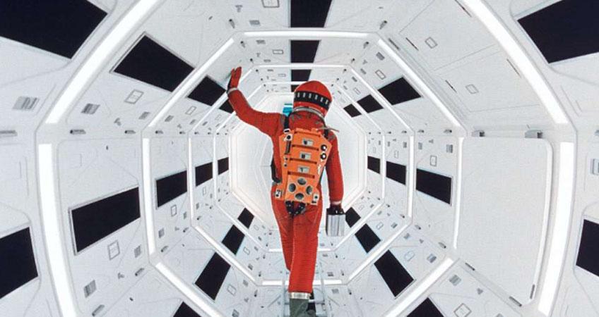 Fotograma de 2001: A Space Odyssey (Stanley Kubrick, US/UK 1968) © Warner Bros