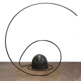 Fallece Martín Chirino, el escultor que nos convenció de que menos era más