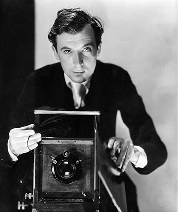 Cecil Beaton. Autorretrato, 1930s ©The Cecil Beaton Studio Archive at Sotheby's