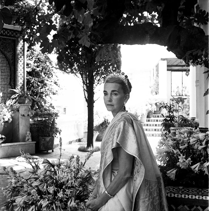 Cecil Beaton. Barbara Hutton, 1961 ©The Cecil Beaton Studio Archive at Sotheby's