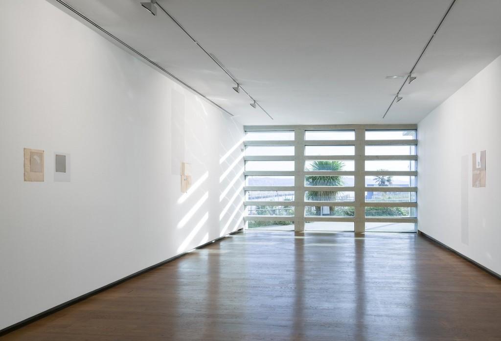 """Tamara Feijoo. """"Epílogo de paisaxe e nubes"""" en la Fundación Luis Seoane"""