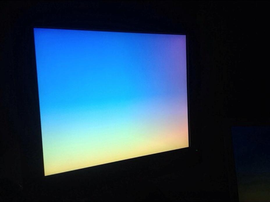 Inma Femenía. Spectrum Screensaver, 2014-2018. Galería Max Estrella