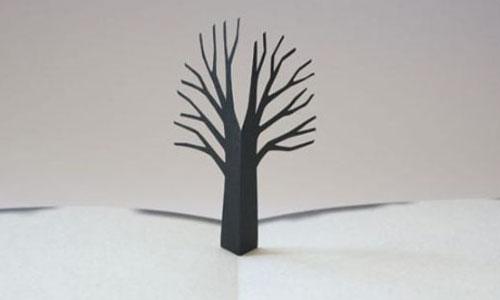 Una de las creaciones de One Stoke, la editorial de Katsumi Komagata
