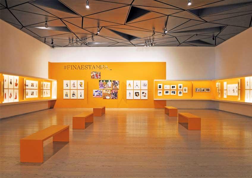 """""""Fina estampa. Ilustración y moda"""" en el Museo ABC"""