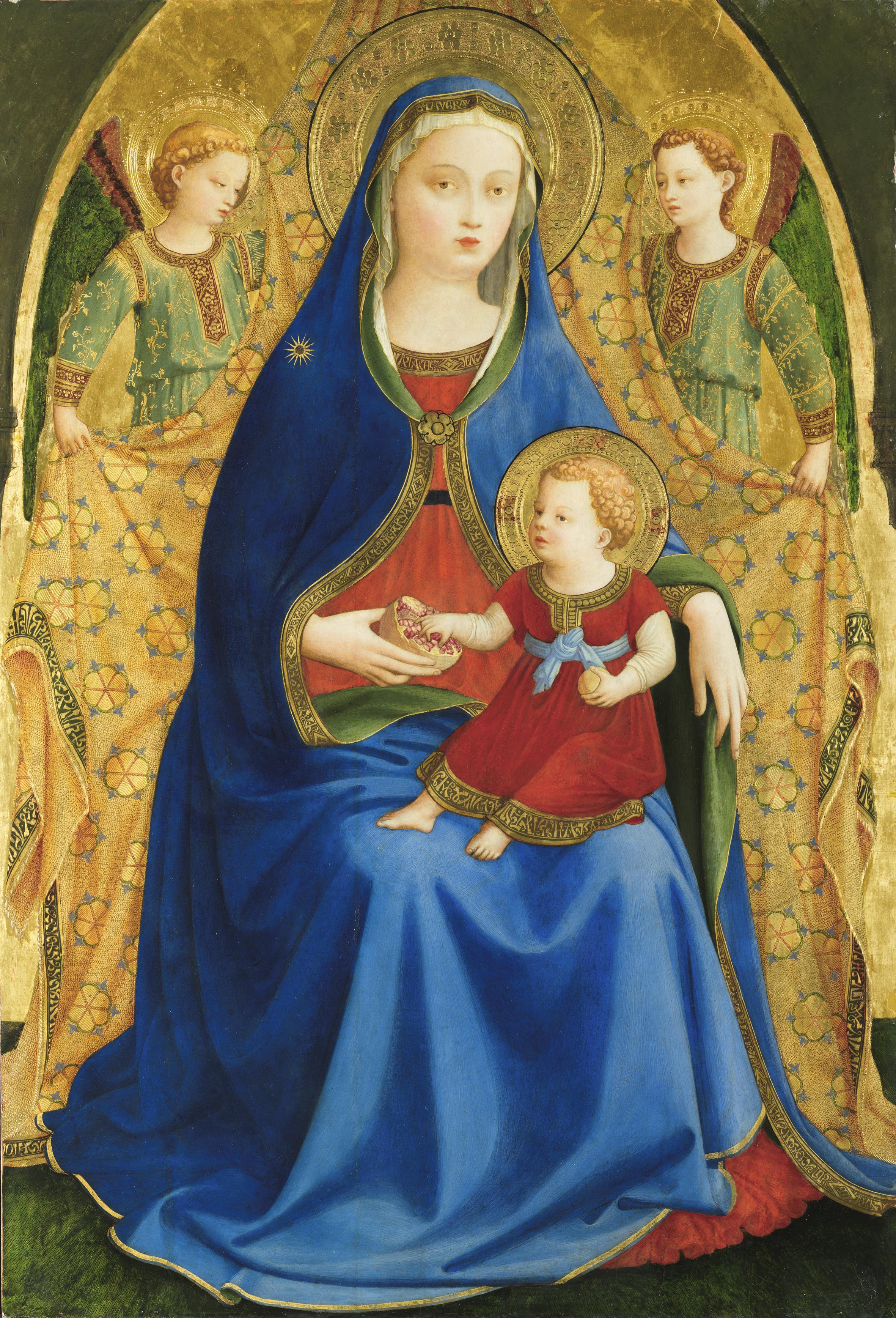 Marie, mère du Christ N_fraangelico_prado1