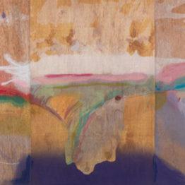 Helen Frankenthaler: aura en el grabado