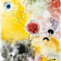 Joan Miró. La Funambule, 1938