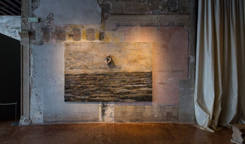 Anselm Kiefer. In the Beginning