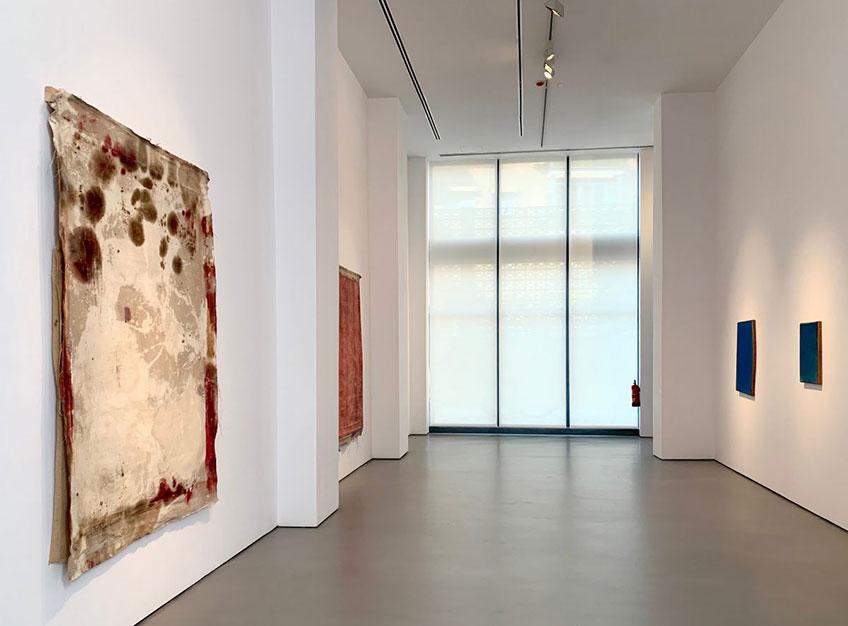 """Antonio Murado. """"Intramuros"""". Galería Álvaro Alcázar"""