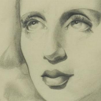 Tamara de Lempicka. Autorretrato, 1939. © Tamara Art Heritage / ADAGP, Paris/ VEGAP, Madrid, 2018