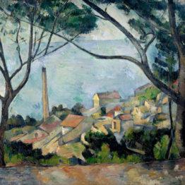 Audio: El mar en l'Estaque (Paul Cézanne)