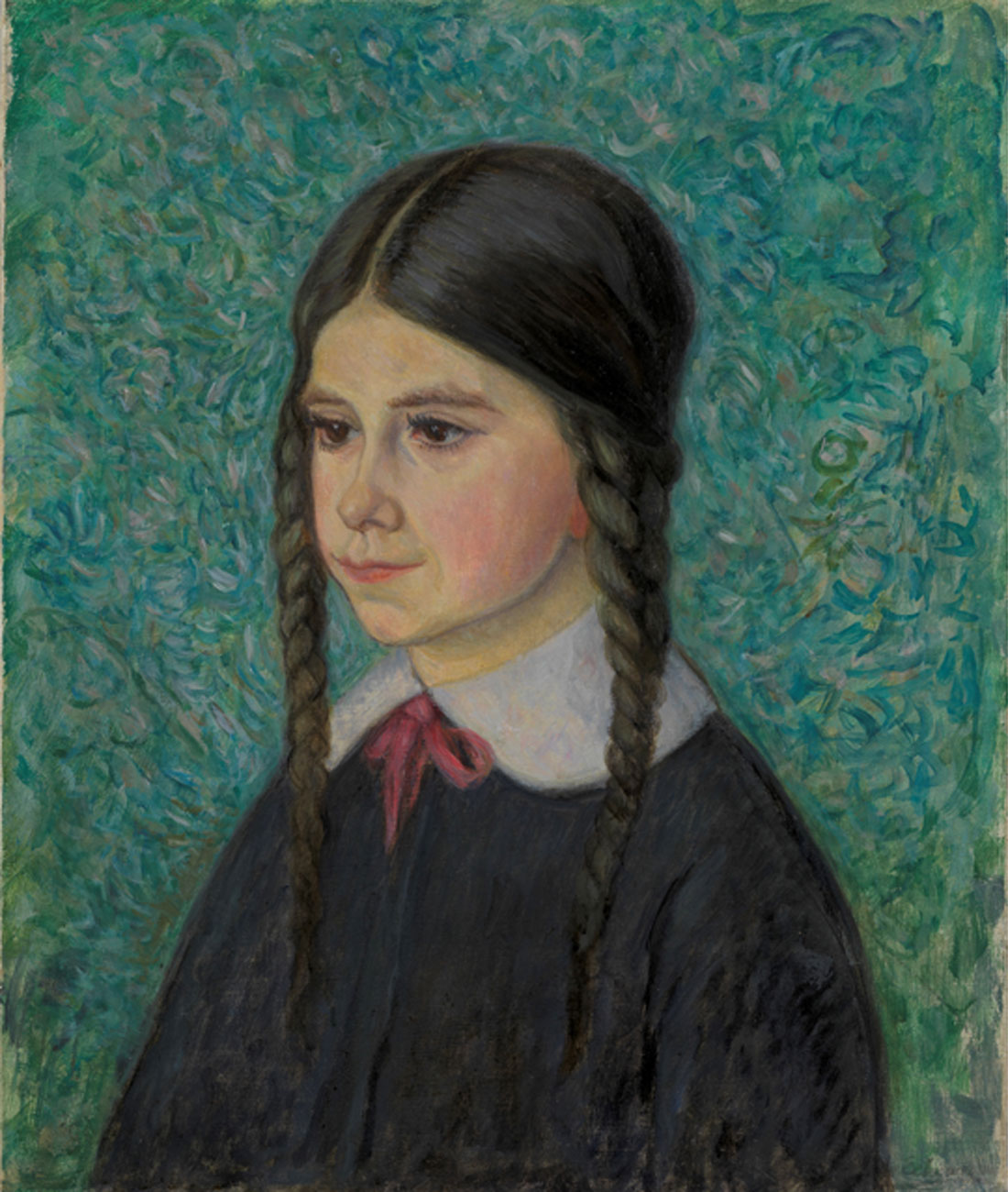 Juan de Echevarría. Mariquiña de Valle-Inclán, hacia 1928. Museo Nacional del Prado. Donación Gerstenmaier