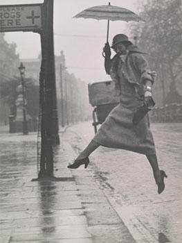 Martin Munkácsi. Jumping a Puddle, 1934. The Metropolitan Museum of Art