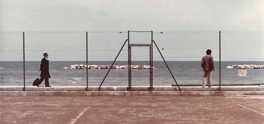 Luigi Ghirri. Pescara, 1972. Legado de Luigi Ghirri