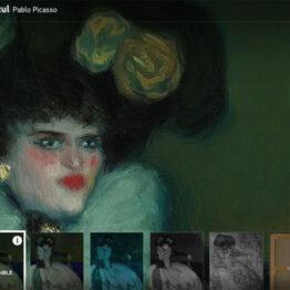 Gigapixel: el Museo Reina Sofía lanza un espacio web para explorar su colección con resolución ultra-HD