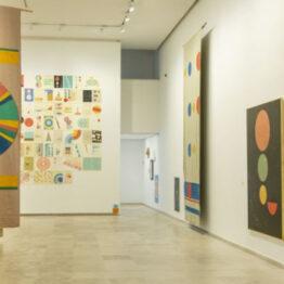 Regina Giménez y Sonia Delaunay, la abstracción y lo popular