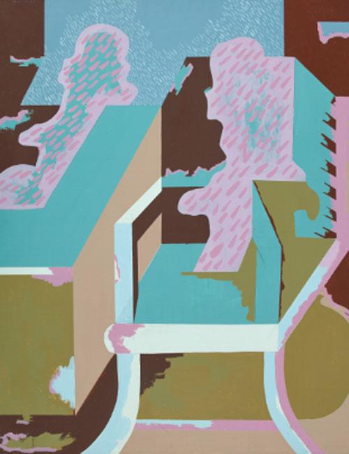 Juan Giralt. El sillón, 1972