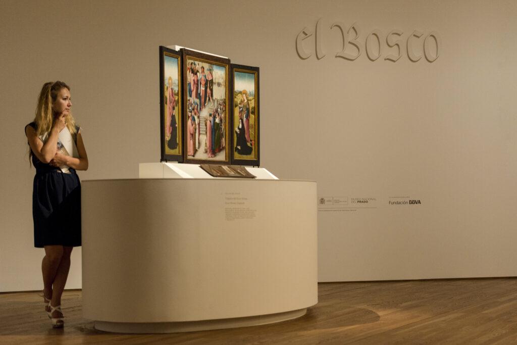 El Bosco. La exposición del V centenario del Museo del Prado gana el Global Fine Art Award 2016