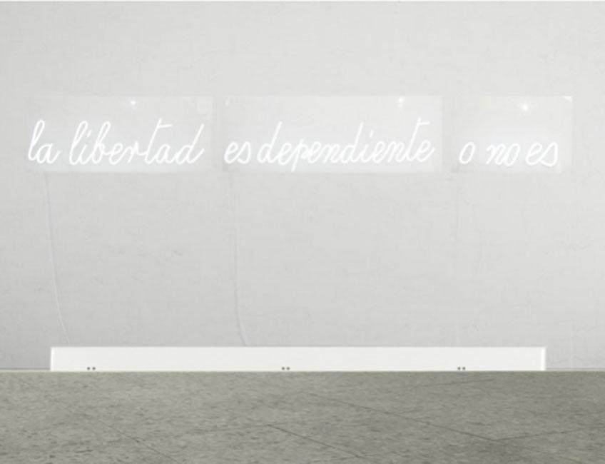 """Olalla Gómez. """"Tierra de nadie"""" en la Galería Antonia Puyó"""