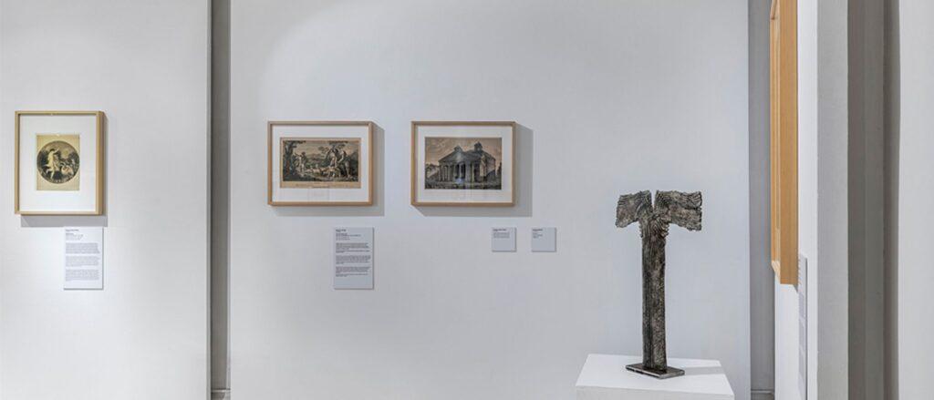 """""""El legado Otto Piert. Una vida de coleccionismo dedicada al grabado"""". Museo Nacional de Cerámica y Artes Suntuarias González Martí"""