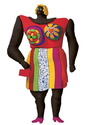 Niki de Saint Phalle. Dolorès, 1968-1995. © 2014 Niki Charitable Art Foundation