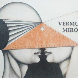 Francesca Poza, ganadora del Certamen Miró&Art