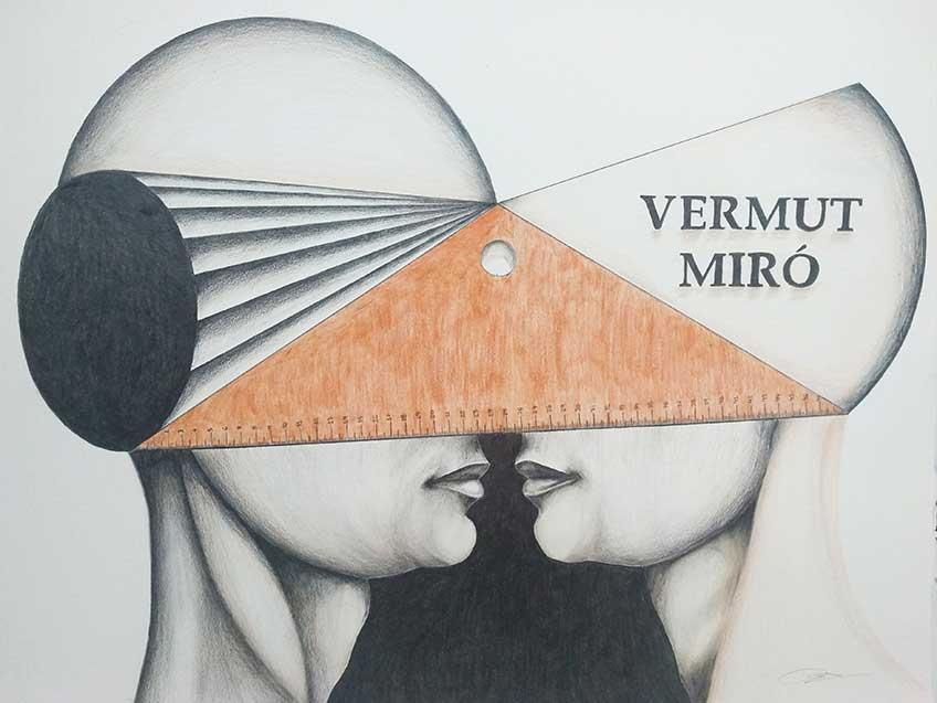 Francesca Poza gana el Certamen Miró&Art