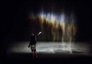 Olafur Eliasson. Belleza, 1993. Vista de la instalación: Moderna Museet, Estocolmo, 2015