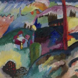 Kandinsky y el poder oculto de la paleta