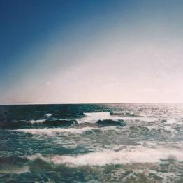 En el mar de Gerhard Richter