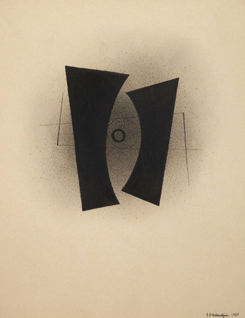 Léon Tutundjian. Sin título, 1927