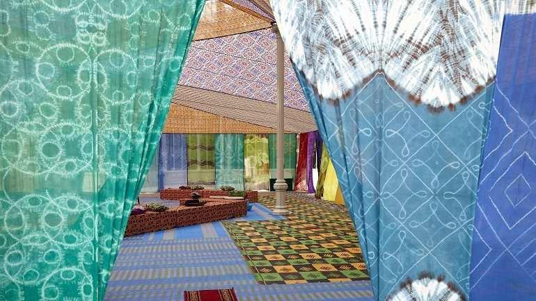 Tuiza. Las culturas de la jaima