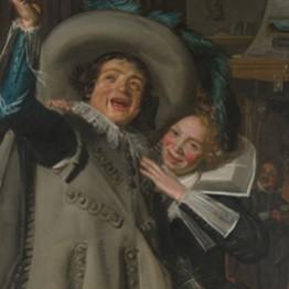 Frans Hals o la alegría