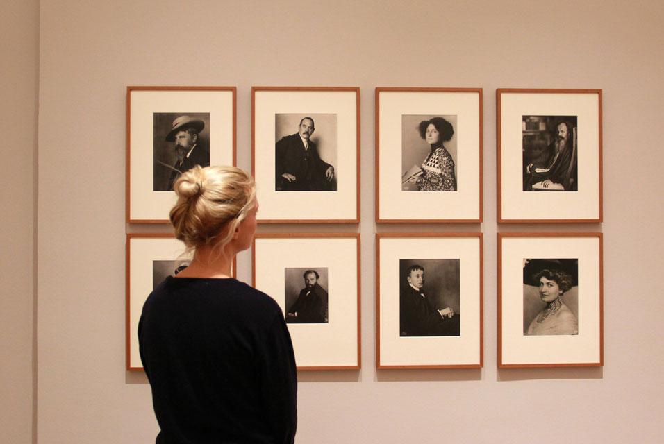 """Imagen de la exposición """"Madame d´ Ora"""" en el MKG de Hamburgo. Fotografía: Michaela Hille"""