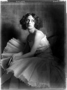 Madame D´Ora. Anna Pawlowa, 1913. © Nachlass d'Ora/Museum für Kunst und Gewerbe Hambur